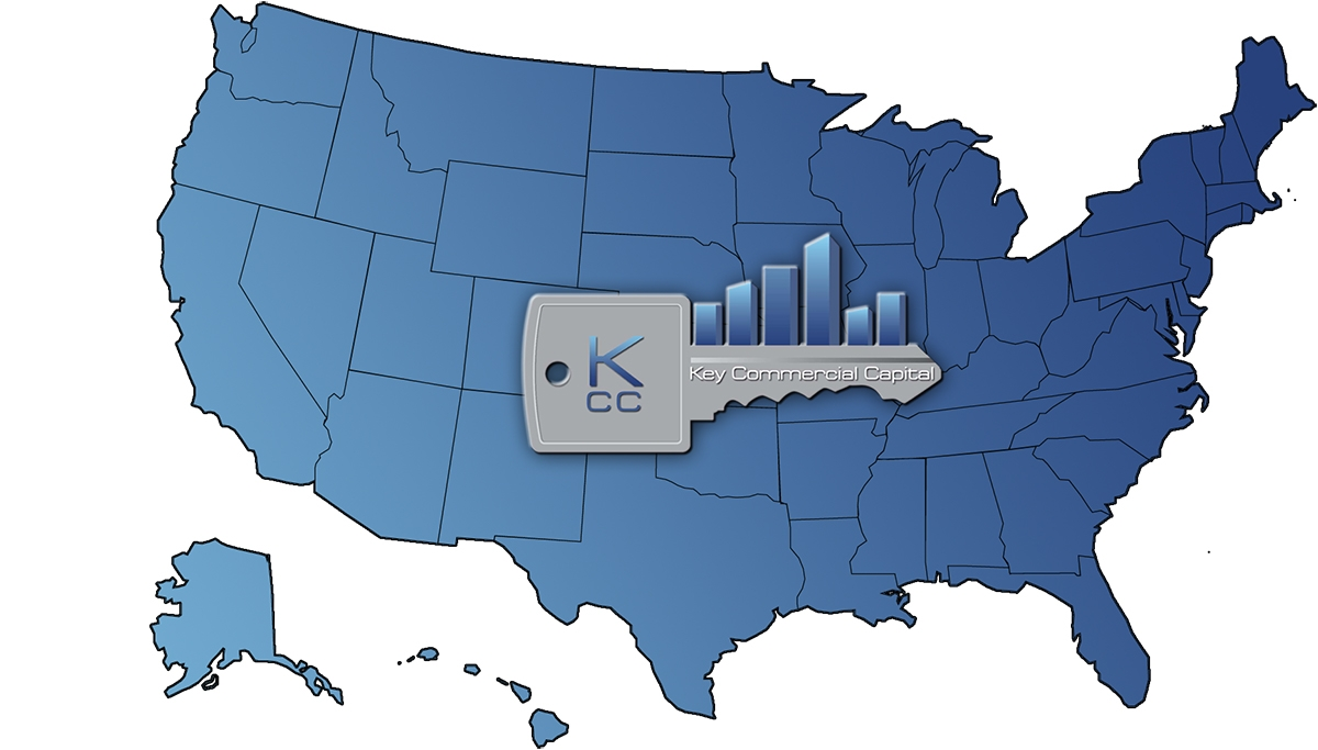 Key Commercial Capital Finances Business in all 50 US States
