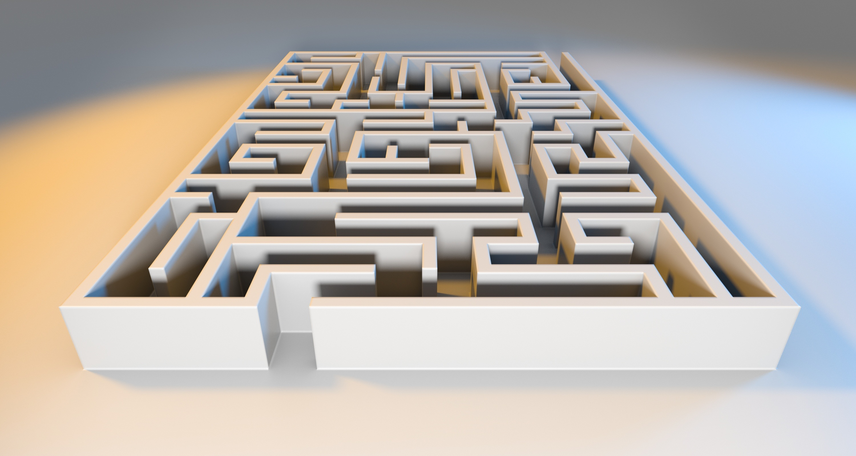 navigate through this maze to find the right lender